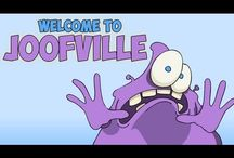 Welcome to Joofville / New animated series I am working on