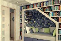 book corner space