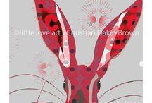Little Love Art - Christian Dakin Brown