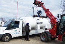 Rezervoare stocare apă pentru irigat / Rezervoare stocare apă pentru irigat