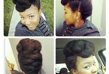 My Absolute Favorite Natural Hair Styles