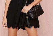 Night out / Night time dressing  #weekend #party #dressedup #outonthetown #dress #heels #clutch