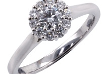 Canadian Fire Diamond Rings / Enjoy our stunning collection of Diamond Rings