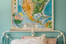 planisphère map