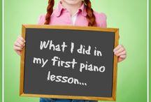 Piano-opetus