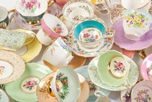 Tea & Cake / by Gabrielle Embry Richards