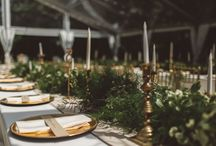 Weddings with Lush Greenery