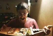 Instagram Arrivederci e grazie per tutto il #sushi.