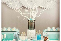 Bridal Shower Sweet Table / The Bridal Shower sweet tables on this board have been provided by Candee Couture.