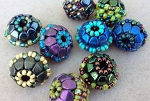 Beaded Beads and other beaded stuff