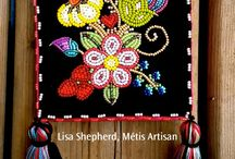 bags floral beadwork