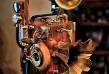 Machine engrenage