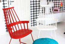 Mathmos Interiors / Mathmos products at home!