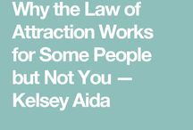 AMAZING LAW OF ATTRACTION