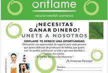 I love Oriflame