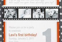 Harrison Birthday Ideas / by Amy Gibbs