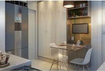 Kitchen / by Sam Avelino