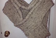 proj de trico e bordados