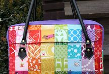 Bags - Purses - Boxes - Pouches / by Cindy Foley