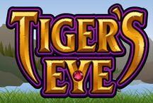 Tigers eye / Oltre ai simboli jolly e scatter e alla partita bonus che assegna 10 giocate gratuite (con moltiplicatori da x2 a x10), la caratteristica che rende la video slot Tiger's Eye una delle più allettanti del Casinò Online Voglia di Vincere è, indubbiamente, lo strepitoso jackpot che può arrivare a 2.000.000 di monete.