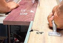 wood tips