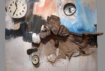 Inspirational Art - Robert Rauschenberg / The artwork of Robert Rauschenberg