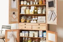 ALACENAS / PANTRY / DESPENSA