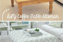 DIY Furniture & Home Modification / by Caitlin Cone