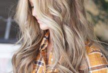 BRONDE HAIR + BROWN HAIR + BRUNETTE HAIR / bronde hair, bronde highlights, bronde balayage, bronde haircolor, bronde