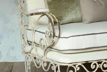 iron furniture  / by Sandy Taylor