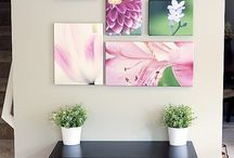 Photo Wall / by Shelley Conyers