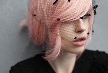 Style/appearance / Crazy hair colors, unusual and freaky clothes, emo, punk, pastel goth, vintage, body modifications, piercing, tattoo