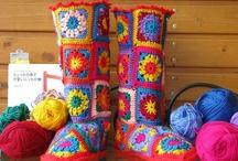 Crochet for the Feet