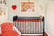 Eily's Space / Gender neutral, slightly girly nursery ideas. / by Kristah Kitchen