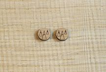 Wooden Jewellery and Craft Supplies