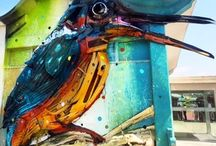 Murales & Street art