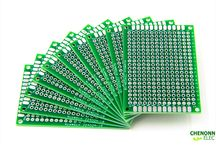 Breadboard   Universal PCB   DIY PCB / Series breadboards,2*4cm,3*7cm,4*6cm,5*7cm,8*12cm ,double sided PCB board,Universal boards, DIY Boards.
