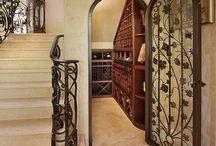 Wine Cellars and Decor