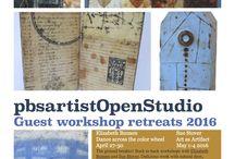 workshops with Elizabeth Bunsen
