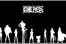 One Piece / Luffy, Zoro, Nami, Ussop, Sanji, Vivi, Chopper, Robin, Brook, and Franky's stories r full of adventures and funnies!