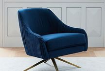 Dara - ottoman and chair