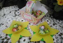 Seizoen creaties / Easter end  Christmas
