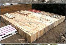 Pardoseală de lemn