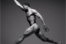 Strike a Pose / The human body at its finest. / by Latrice Davis