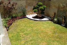 Diseños de jardines