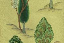 Minyatür-Ağaçlar