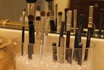 Make Up + Hair Supplies