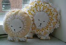 Crochet, Knitting, sewing! / by Malla