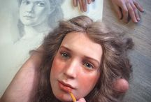 Pintura e escultura
