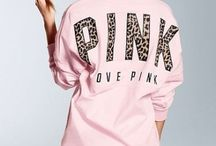 Victoria secret and pink